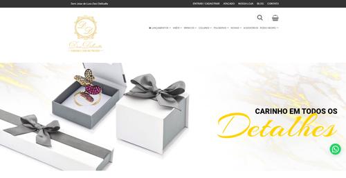 Manutenção de Lojas Virtuais IWD - DaniDellicatta
