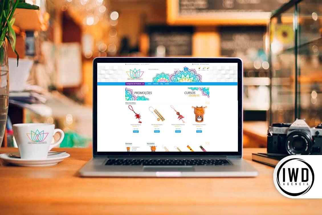 Criação de Lojas Virtuais | IWD