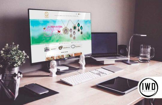 Criação de Sites E Lojas Virtuais Campo Belo